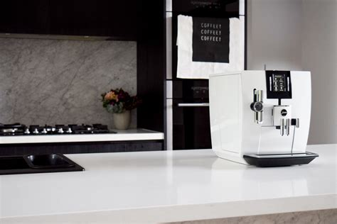 Jura Coffee Machine product review jura j6 automatic coffee machine style