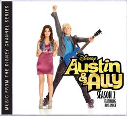 And Ally Turn It Up User Jessie1010 Ally Season 2 Soundtrack