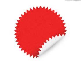 Full size jpg preview star shape sticker