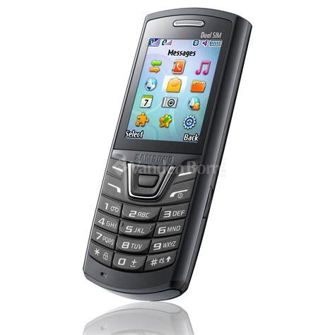 dual sim mobile phones samsung samsung e2152 dual sim band sim free unlocked mobile