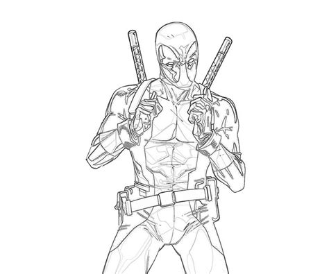 marvel deadpool coloring pages deadpool marvel mario