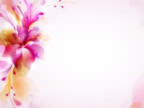 flower ppt template ppt flower background powerpoint backgrounds for free