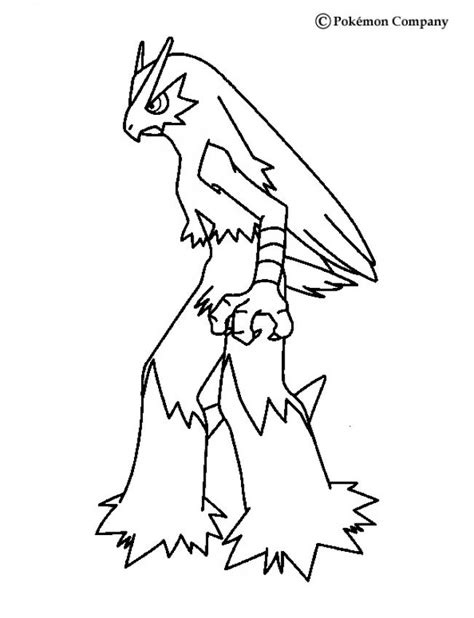 pokemon coloring pages fire blaziken coloring pages hellokids com