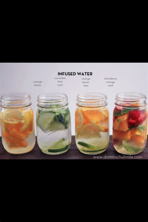 Detox Water Flavors by Flavor Infused Water Great To Detox Fit Wellness And