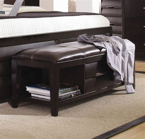 Bedroom Bench With Storage Creative Bedroom Storage Bench Designs