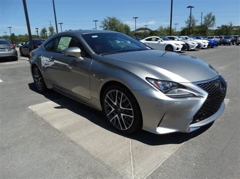 Lexus Is 350 Coupe by 2016 Lexus Rc 350 Overview Cargurus