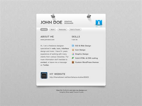 themeforest visiting card nice business card wordpress theme gallery professional