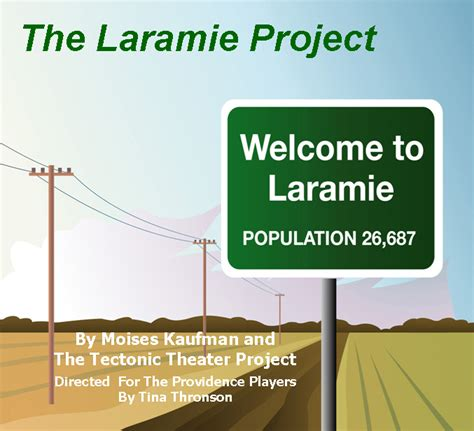 the laramie project tectonic theater project the laramie project