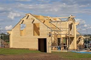 la construction d une en bois