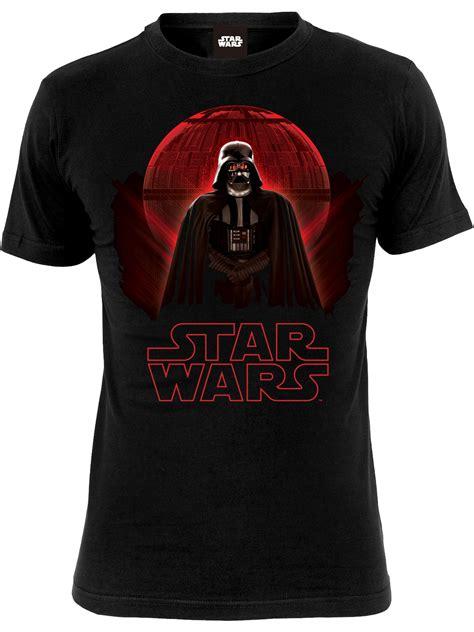 Tshirt Darth Vader wars darth vader t shirt black