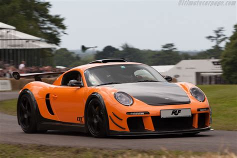ruf ctr  clubsport images specifications  information
