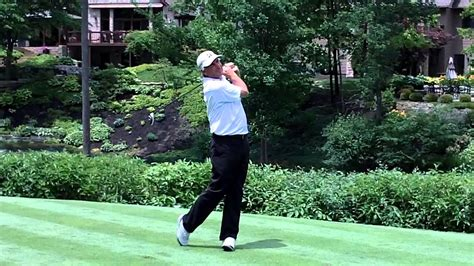 fred couples swing analysis fred couples golf swing high def with slow motion youtube