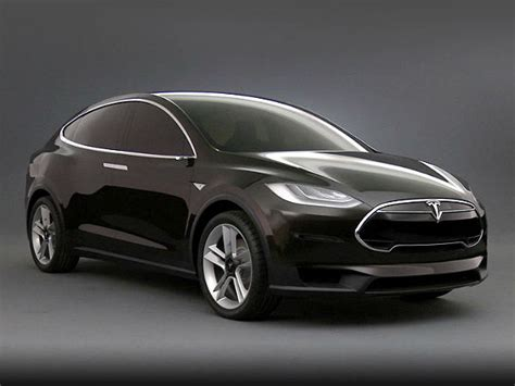 Tesla Model X Production Date Tesla Model X Production To Begin In Fall 2014 Drivespark