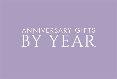Wedding Anniversary Gift By Year by Anniversary Gifts At Find Me A Gift