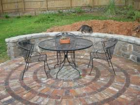 Patio Dining Table With Fire Pit A New Patio For The Backyard Westview Bungalow