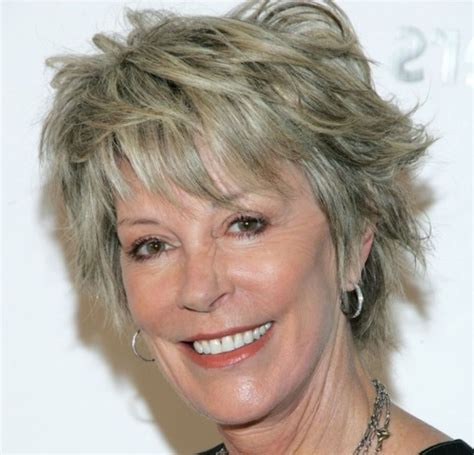 over 60 shaggy hairstlyes short shag hairstyles short hairstyles for older women