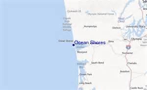 Ocean Shores Washington Map by Ocean Shores Surf Forecast And Surf Reports Washington Usa
