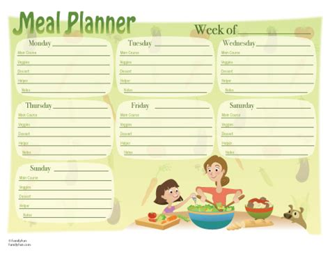 pretty printable meal planner intentionally living homemaker s handbook 3 meal
