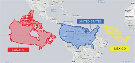 visual map of the united states the problem with our maps