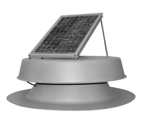 natural light solar attic fan 36 watt natural light solar attic fan bgreentoday