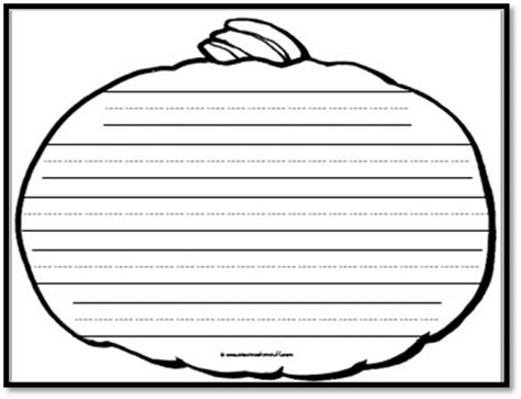 pumpkin writing paper pumpkin writing paper 5 handwriting lines a to z