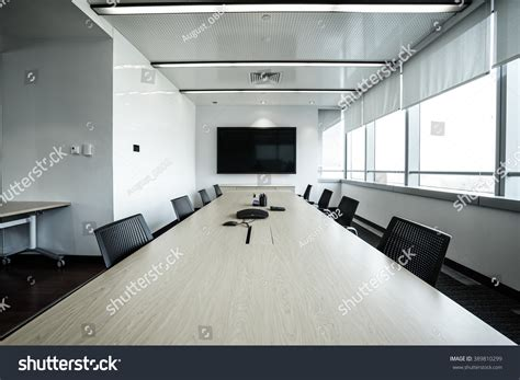 boardroom or board room business meeting room or board room interiors stock photo 389810299