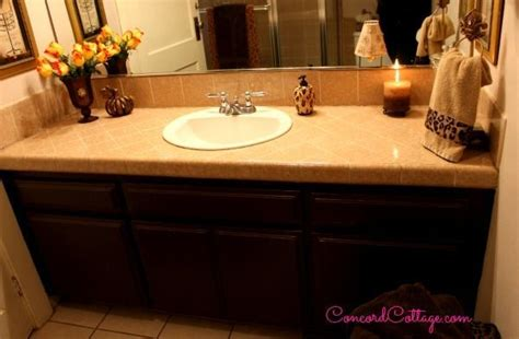animal print bathroom   budget hometalk