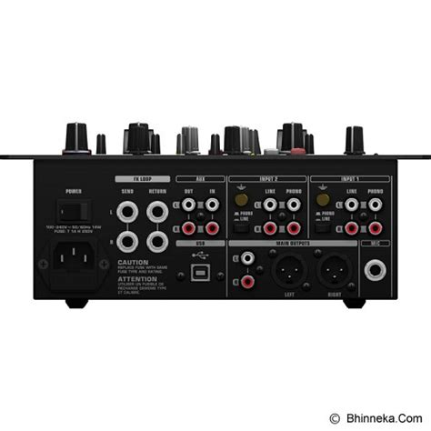 Harga Mixer Behringer jual behringer pro mixer nox404 murah bhinneka