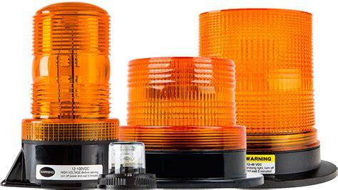 construction vehicle strobe lights 3 3 4 quot led strobe light beacon led strobe beacons