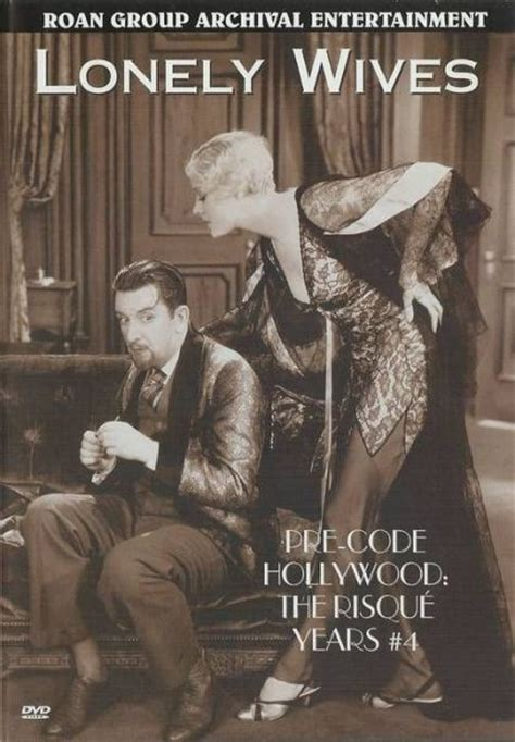 lonely house wives pre code hollywood 4 lonely wives 1931 on collectorz com core movies