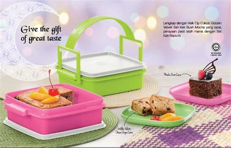 Tupperware Gift Collection set raya tupperware 2014 set raya tupperware 2014