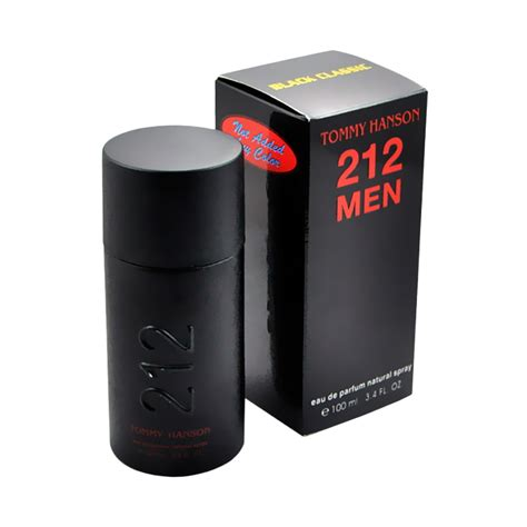 Parfum 212 Hanson Black Cocoa jual hanson 212 edp parfum pria 100 ml black