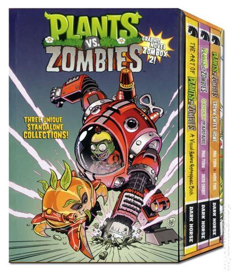 plants vs zombies volume 7 battle extravagonzo plants vs zombies hc box set 2015 comic books