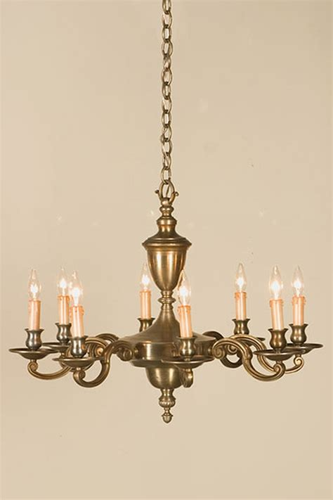 Used Chandeliers 17 Best Images About Antique Brass Chandeliers On