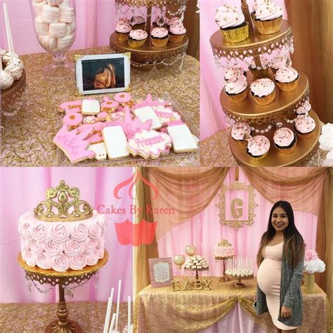 Gold Baby Shower by Best 25 Beautiful Baby Shower Ideas On Baby