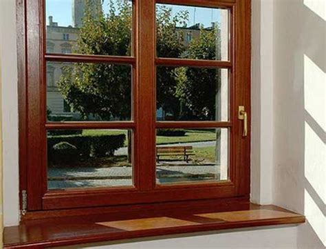 interior window designs eco friendly wood window designs vs contemporary plastic