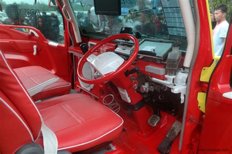 Spion Mobil Malang ini biaya modifikasi truk pemenang superbest sticker kamt 2016 otoniaga