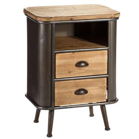comodini in ferro battuto e legno comodini in ferro battuto e legno stunning sgabelli in