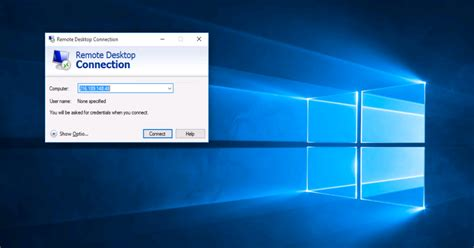 windows rdp how to use rdp remote desktop on windows 10 solvps