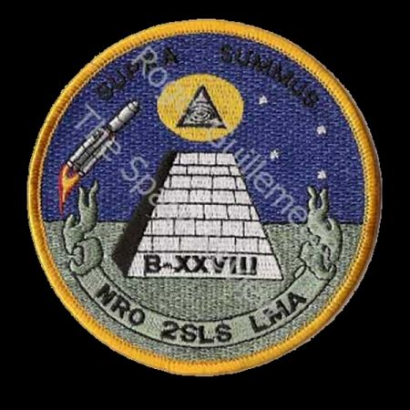 nasa illuminati occult mission patches of nasa and other sinister patches