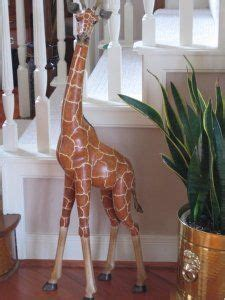 giraffe decorations for the home giraffe ideas on giraffes safari home decor