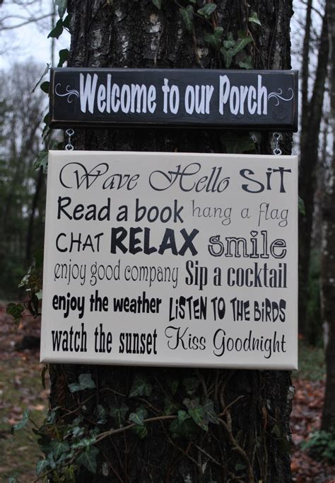 Patio Quotes by Back Porch Quotes Quotesgram