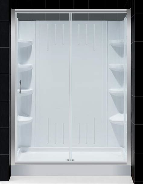 Infinity Shower Doors Dreamline Showers Infinity Bathroom Shower Door