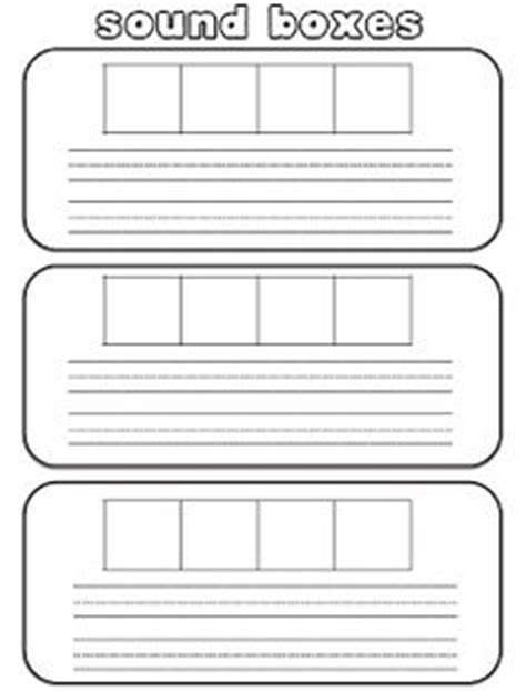 templates for elkonin boxes 1000 images about elkonin sound boxes on pinterest