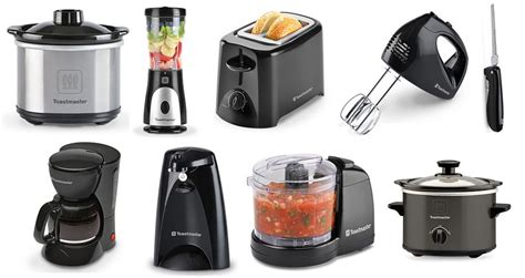 Kohls Kitchen Appliances by Coupons And Freebies Toastmaster Kitchen Appliances 2 44