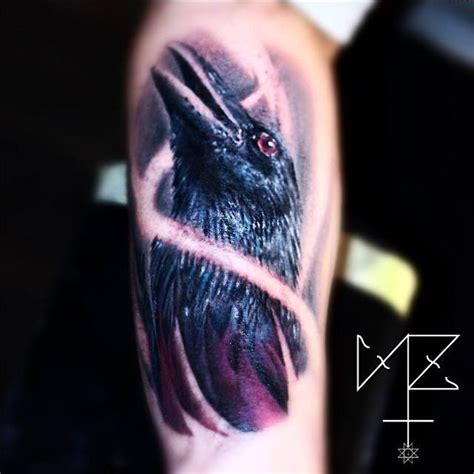 crow tattoo best tattoo design ideas