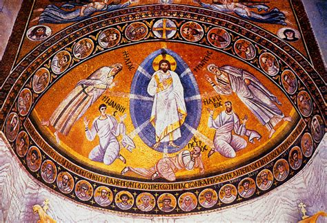 church of the virgin transfiguration of jesus 324 ce 726 early byzantine art ancient to medieval art