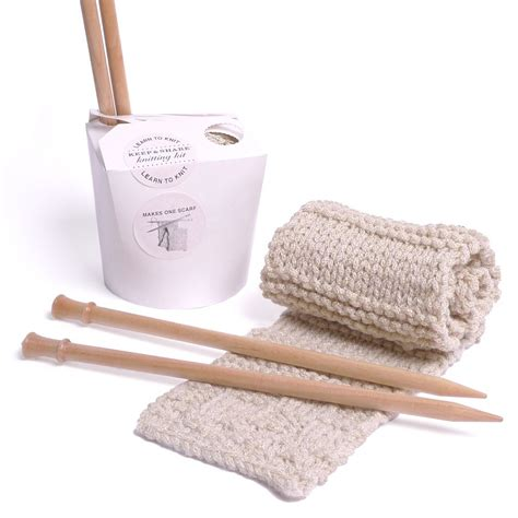 learning to knit learn to knit kit keep