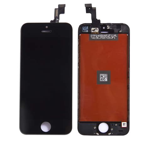 Lcd Touchscreen Iphone 5 lcd display touch screen digitizer assembly replacement