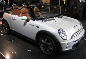 Mini Cooper Auto Mini Cooper S Convertible Automatic Photos And Comments